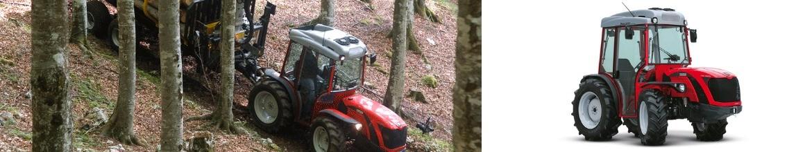 Antonio Carraro & AGT Alpine Tractors