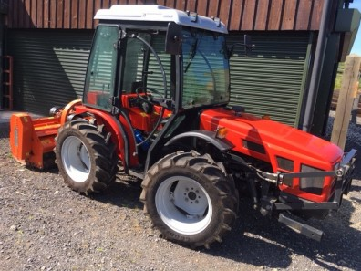 AGT850 50hp with Cab (sold)