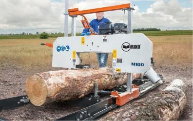 Riko Timbery M100 Sawmill