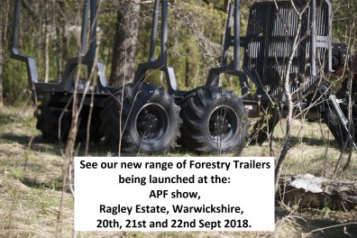 Professional Forestry Trailers