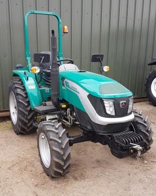 Arbos 2025, 25hp 4wd tractor (sold)