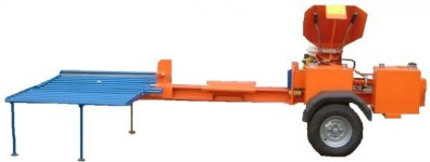 14-18 ton Horizontal Road Tow Log Splitter