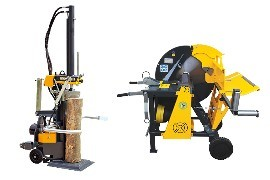 Firewood machinery