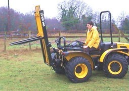 Forklifts category of products