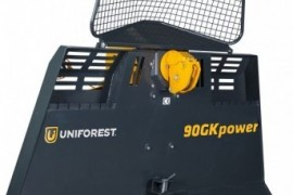Uniforest 90GK constant power forestry winch