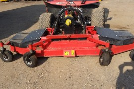Loipfinger T281KLT rotary mower.