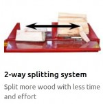Split-Fire 4403 32 ton Log Splitter