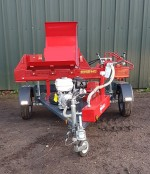 Split-Fire Road Tow Log Splitter
