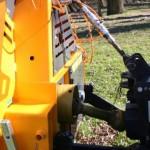 Uniforest 65HF / 65HFPro front mount Winch