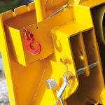 Uniforest 40E Forestry Winch / Timber Winch