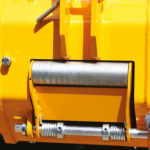 Uniforest 85G Forestry winch.
