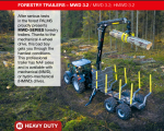 Palms Forestry Trailers