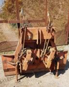 Fransguard 3.5 ton double drum winch (sold)