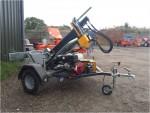 UF BMF 14 Towable Log Splitter