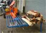14-18 ton Horizontal Road Tow Log Splitter